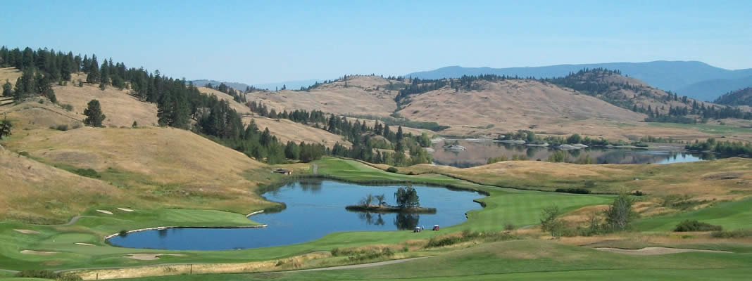Predator Ridge Vernon is one of the top golf courses in Canada